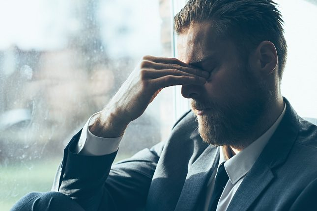 La depresión crónica está caracterizada por un grado de sintomatología más leve