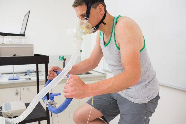 Se utiliza, entre otros, para diagnosticar una angina de pecho
