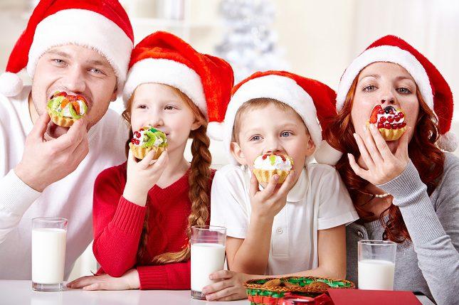 Los regalos son una parte importante de la Navidad