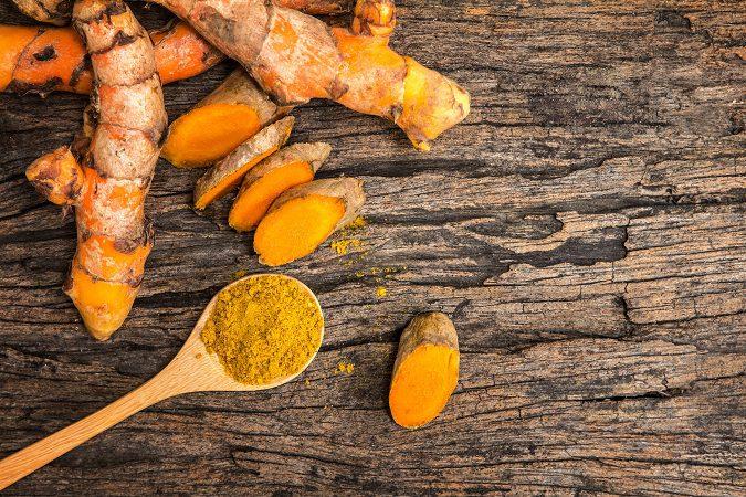 El consumo de cúrcuma aporta al organismo una buena cantidad de nutrientes