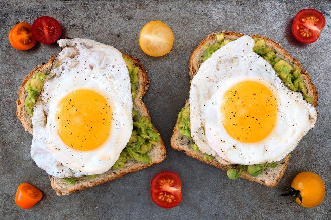 Los huevos están repletos de poderosos antioxidantes que ayudarán a proteger tus ojos
