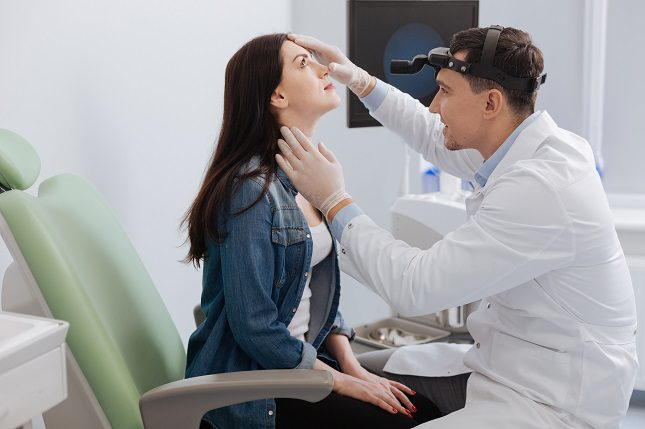 El profesional encargado de efectuar este examen es el otorrinolaringólogo