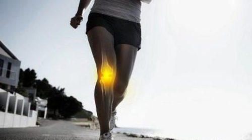 Lesión en la rodilla por condromalacia rotuliana