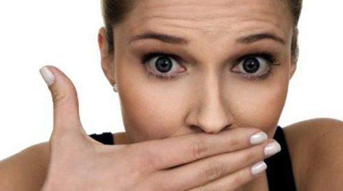 Hábitos que producen mal aliento