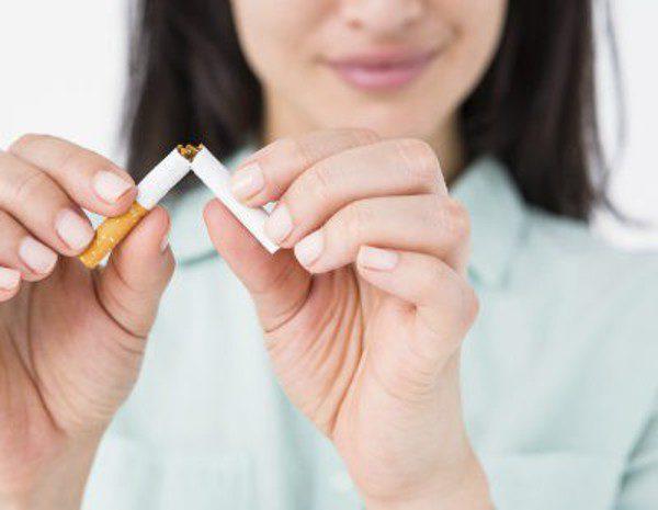 Las malas costumbres el fumar la nicotina