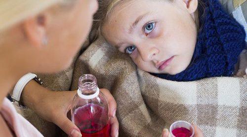 Consejos para padres: el dolor de garganta en los niños