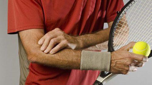 Qué es la epicondilitis o codo de tenista