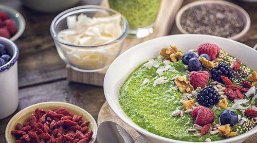 Conseguir hábitos para comer saludablemente