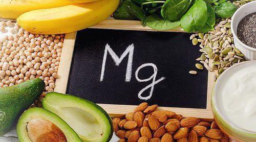 Magnesio y los beneficios para la salud