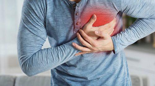Cuáles son los síntomas de un infarto