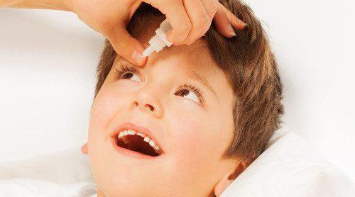 Conjuntivitis: cómo curarlo en los niños