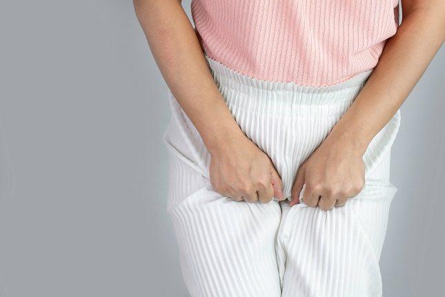 obstrucción de la salida de la vejiga debido al agrandamiento de la próstata