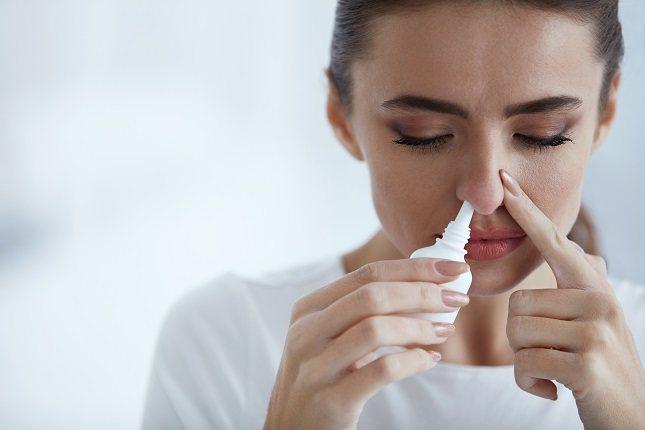 Muchas personas sufren de sinusitis micótica alérgica