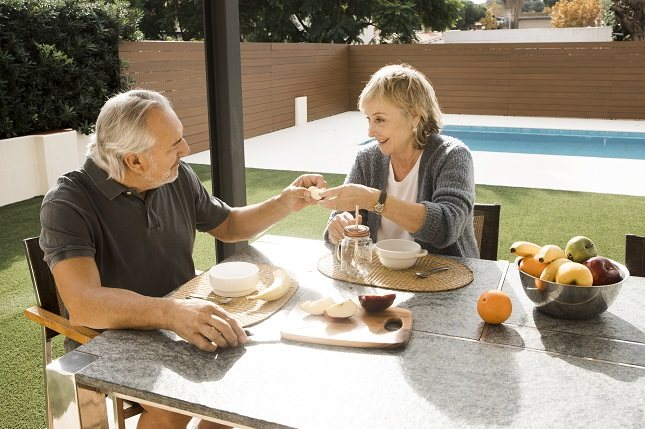 Un ambiente social estimula la mente y hará que las comidas sean más agradables y placenteras