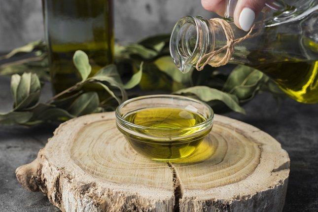 El aceite de oliva se compone en su gran mayoría por grasas del tipo monoinsaturadas