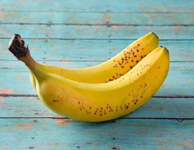 Los plátanos también son ricos en almidón resistente