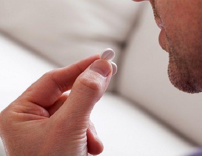 Cuando se consume el medicamento permanece un tiempo determinado en el cuerpo
