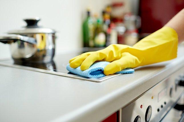 El vinagre es un limpiador natural muy efectivo
