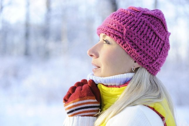 Una sensación constante de frío puede ser un signo de una afección médica más grave