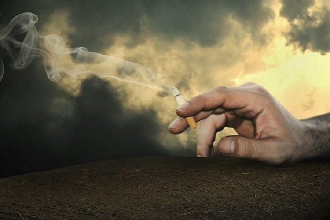 Fumar no es bueno ni para ti ni para los que te rodean
