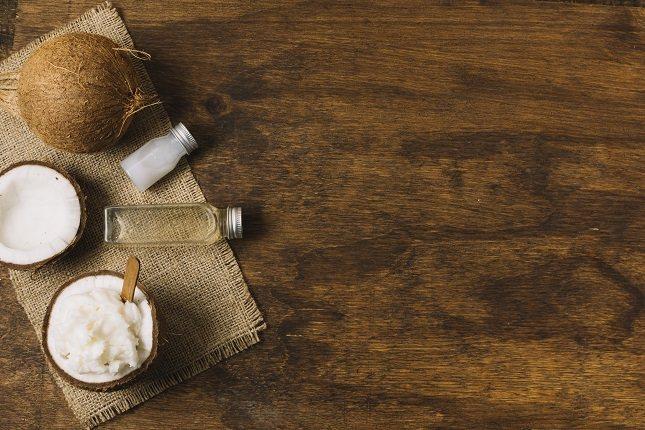 El aceite de coco destaca por una gran cantidad de propiedades nutricionales