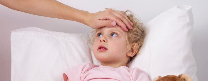 Hay que controlar bien la gastroenteritis en los niños para evitar que se agrave