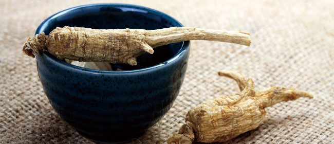El ginseng es un tratamiento natural eficaz contra la premenopausia