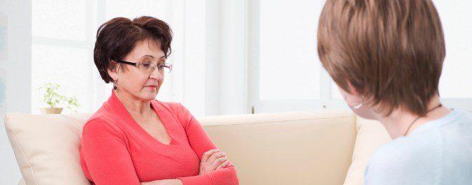 Acudir a un psicólogo nos ayudará a salir de la depresión