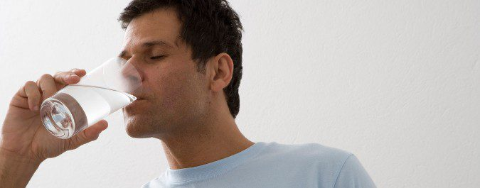 Uno de los síntomas de la diabetes tipo 1 es sed excesiva