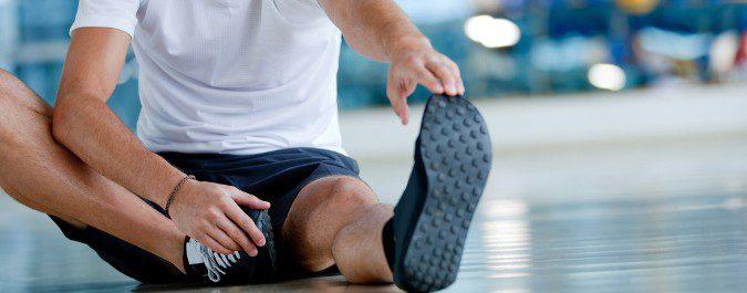 Calentar antes de hacer ejercicios es fundamental