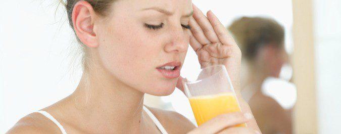 Beber líquidos, entre ellos sopas y zumos de naranja, nos ayudará a combatir el resfriado