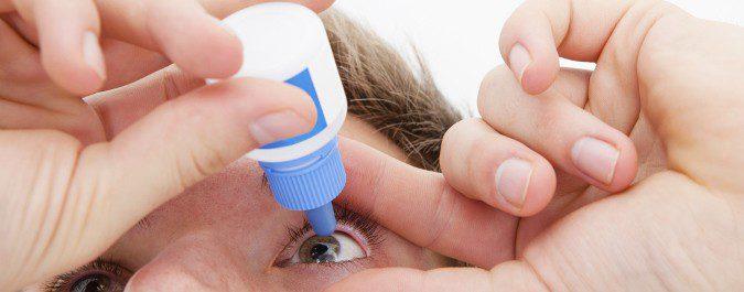 El tratamiento para la conjuntivitis alérgica consiste, generalmente, en gtotas