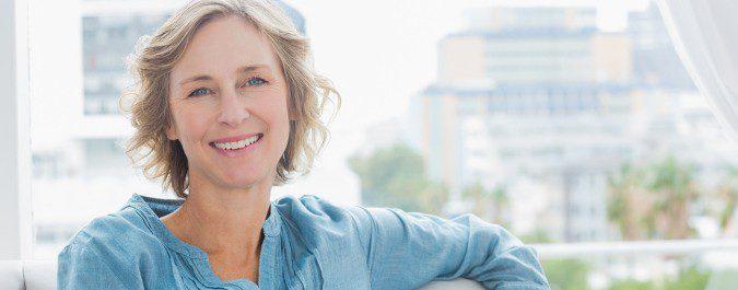 La edad es un factor de riesgo para el cáncer de mama