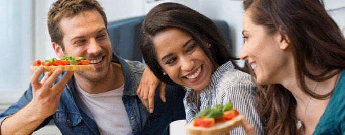 Tras una época de excesos simplemente tenemos que volver a nuestra dieta normal pero equilibrada