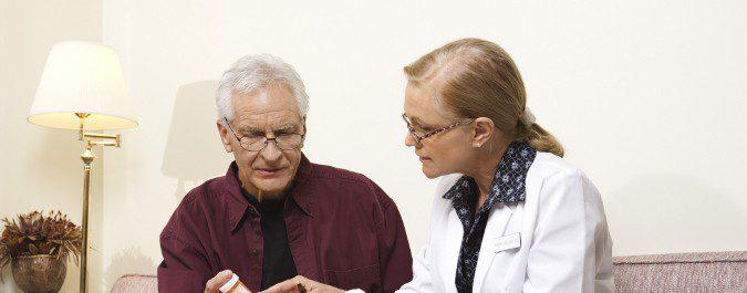 El cáncer de próstata afecta sobre todo a hombres mayores de 50 años
