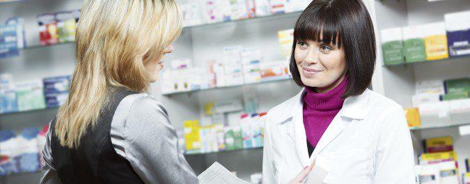 Nuestro farmacéutico puede orientarnos sobre qué medicamento nos conviene según los síntomas