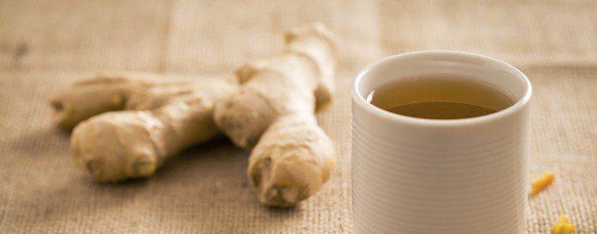 Las bebidas calientes, la miel y el jengibre son grandes aliados para la gripe