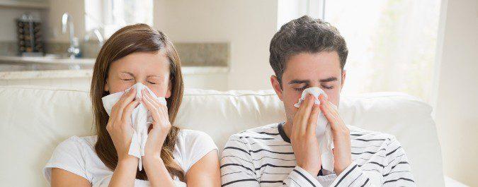 Sonarnos la nariz en exceso agrava la congestión nasal