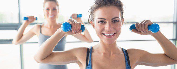 Nota desde el primer día el bienestar que sientes tras entrenar