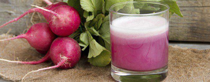 Hay frutas y verduras, como el rábano, los cítricos o la cebolla, que nos ayudan contra la alergia