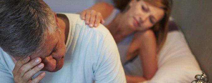 La depresión asociada a la andropausia tendía a confundirse con miedo a envejecer