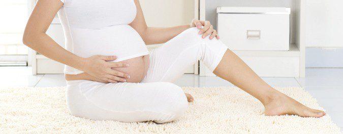 El embarazo es un común desencadenante de varices