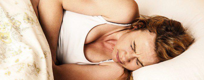 El dolor del cólico es uno de los más intensos que podemos sufrir