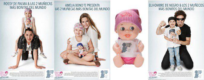 Podemos colaborar con Juegaterapia comprando un Baby Pelón