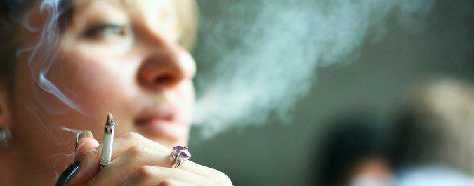 España es uno de los países europeos donde más se fuma