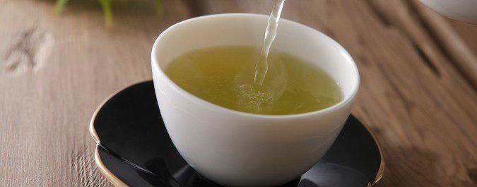 El te verde inhibe la producción de histamina