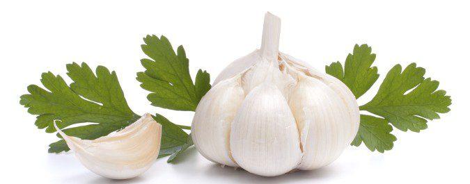 El ajo y el perejil son esenciales en nuestros platos
