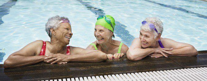 Llevar una vida activa, a cualquier edad, nos previene de muchas enfermedades