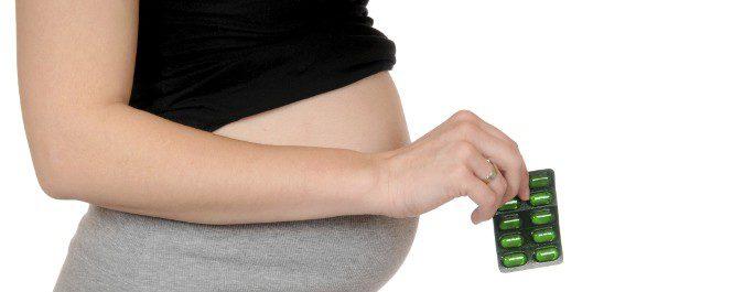 Bajo ningún concepto debemos automedicarnos estando embarazadas