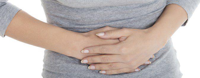 Al ingerir gluten, el intestino delgado de inflama y causa dolor